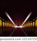 Abstract Music Concert Background 32510729