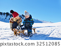 family snow happy 32512085