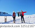 family snow happy 32512167