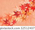 잎, 배경, 가을 32512407