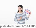ธงชาติของผู้หญิงอังกฤษ 32514185