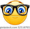 表情符號 眼鏡 眼睛 32516703