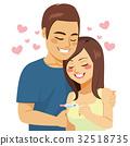 Couple Test Happy 32518735