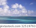 전망, 풍경, 바다 32519763