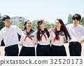 นักเรียนมัธยมปลาย 32520173