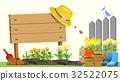 The beginning of basic gardening. 32522075