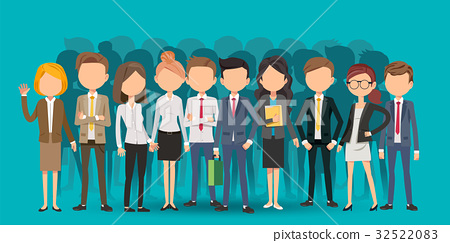 Personnel Selection creating business. 32522083