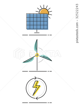 Energy Preservation Eco Friendly Concept 32522243