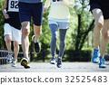 马拉松赛跑 奔跑 亚洲 32525483