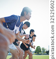 馬拉松賽跑 開始 亞洲 32525602