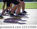 marathon runner, marathon, foot 32525686
