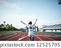 marathon runner, marathon, goal 32525705