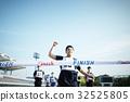 奔跑者 馬拉松賽跑 目標 32525805