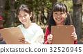 小學學生 小學生 兩個人 32526945