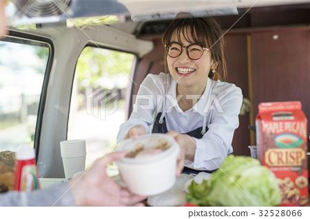 廚房車午餐女嘉賓 32528066
