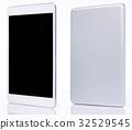 mobile, white, mockup 32529545