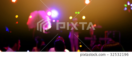 Party at a live concert 32532196