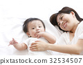 baby, infant, mother 32534507