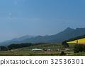 후라노의 풍경 32536301