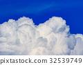 blue sky, Thunderhead, cumulonimbus 32539749