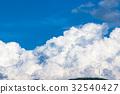 blue sky, Thunderhead, cumulonimbus 32540427