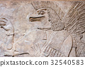 Ancient Babylonia and Assyria bas relief 32540583
