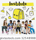 School Institute Study Learning Concept 32548988