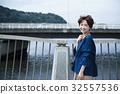 女子之旅江之島獨自一人短途旅行 32557536