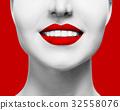牙齿 嘴 女人 32558076