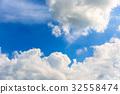 blue sky, Thunderhead, cumulonimbus 32558474