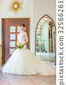婚禮 結婚禮服 婚紗 32566261