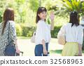 female, females, lady 32568963