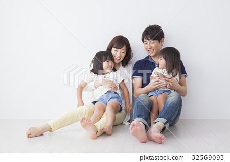 家庭 家族 家人 32569093