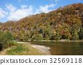 autumn, autumnal, river 32569118