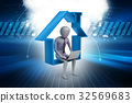 work at home concept 32569683