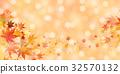 Autumn leaves autumn landscape background 32570132