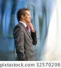 Young businessman in formal clothes 32570206