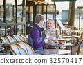 咖啡 餐廳 夫婦 32570417