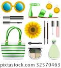 Vector Fashion Accessories Set 8 32570463