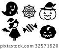 material, materials, halloween 32571920
