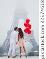 氣球 夫婦 一對 32574618