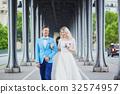 新娘 夫婦 一對 32574957