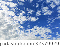 blue sky, early summer, summer 32579929