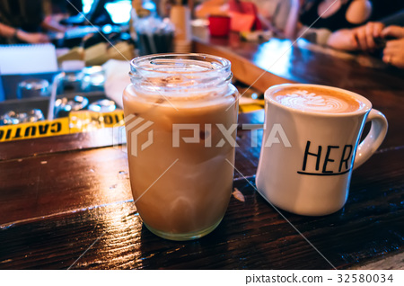 咖啡,拿鐵,咖啡飲品,Coffee, latte, coffee drinks 32580034
