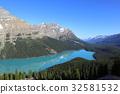 加拿大洛基山脉 佩托湖 班夫国家公园 32581532