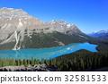 加拿大洛基山脉 佩托湖 班夫国家公园 32581533