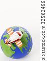 飞机 客用飞机 旅途 32582499