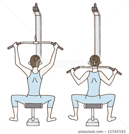 锻炼肌肉 肌肉练习 锻炼 32585583