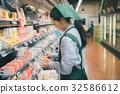 supermarket 32586612