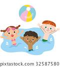 小朋友 小孩 兒童 32587580